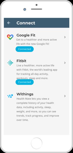 Youdowell Health Coaching Tracker Sync - Gesundheits-Coaching